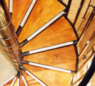 Comment on this picture spiral staircases stairs stairway balustrades